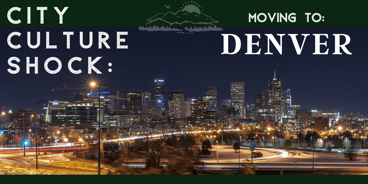 Long Distance Moving to Denver