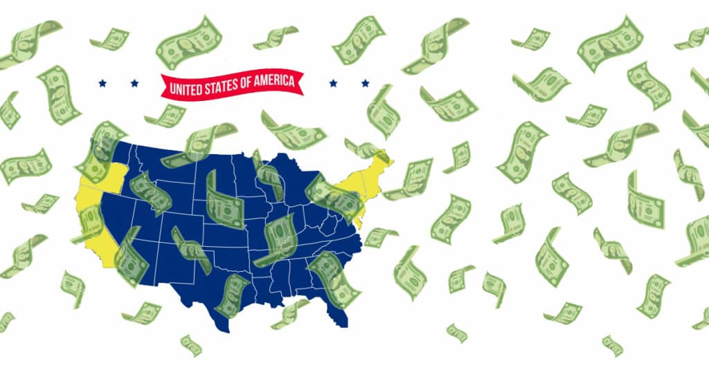 What States Have the Highest Cost of Living?