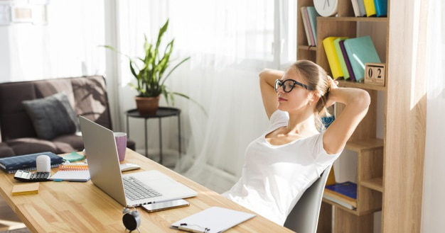 Make Your Home Office Work for You | Colonial Van Lines